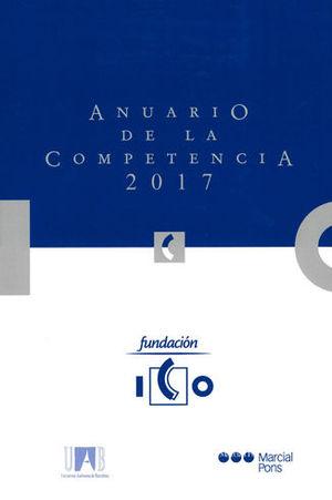 ANUARIO DE LA COMPETENCIA 2017