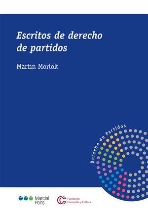 ESCRITOS DE DERECHO DE PARTIDOS
