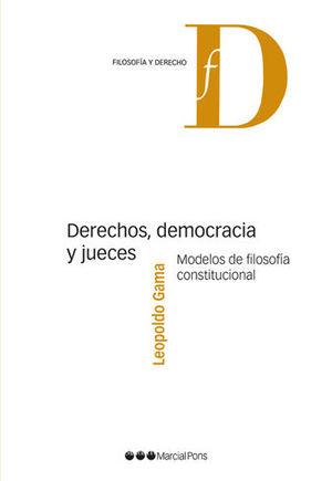 DERECHOS, DEMOCRACIA Y JUECES
