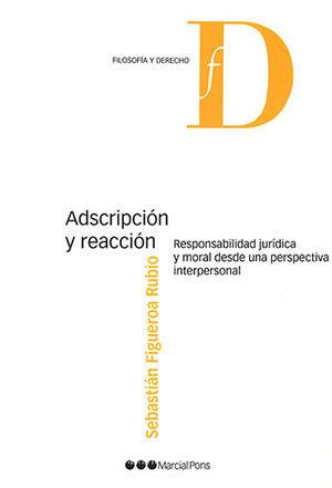ADSCRIPCIÓN Y REACCIÓN