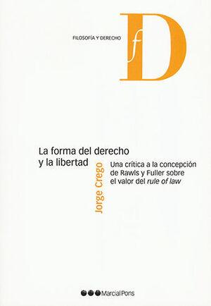 FORMA DEL DERECHO Y LA LIBERTAD, LA