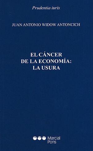 CÁNCER DE LA ECONOMÍA, EL - LA USURA