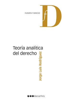 TEORÍA ANALÍTICA DEL DERECHO