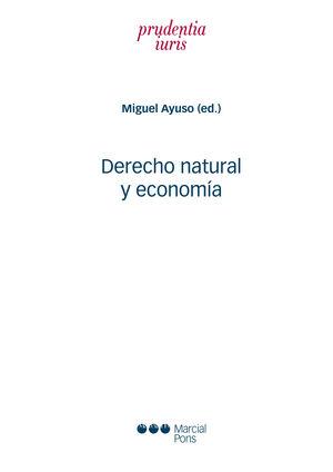 DERECHO NATURAL Y ECONOMÍA