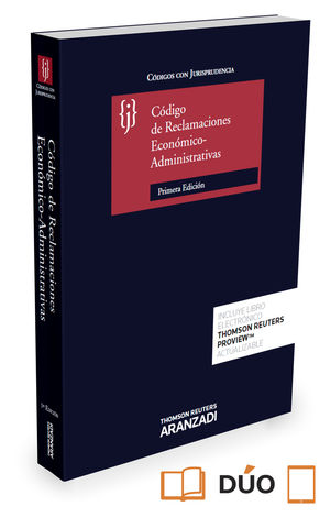 CÓDIGO DE RECLAMACIONES ECONÓMICO ADMINISTRATIVAS  ( PAPEL + E