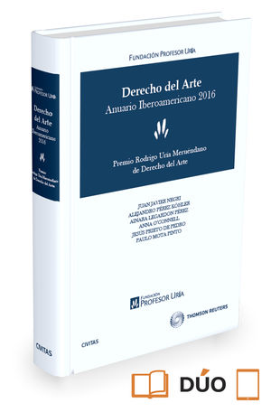 DERECHO DEL ARTE (PAPEL + E-BOOK)
