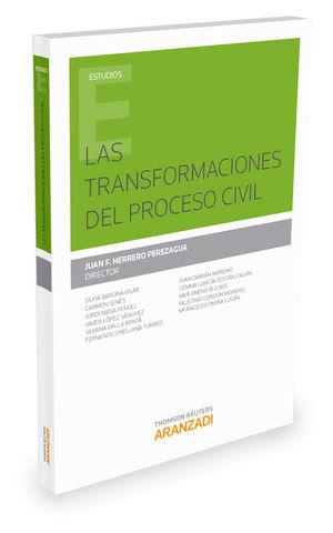 TRANSFORMACIONES DEL PROCESO CIVIL