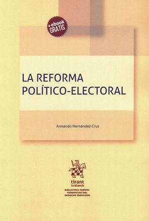 REFORMA POLÍTICO-ELECTORAL
