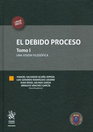 DEBIDO PROCESO, EL TOMO I