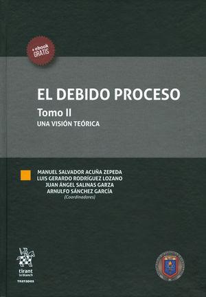 DEBIDO PROCESO, EL TOMO II
