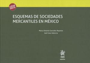 ESQUEMAS DE SOCIEDADES MERCANTILES EN MÉXICO