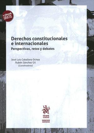 DERECHOS CONSTITUCIONALES E INTERNACIONALES