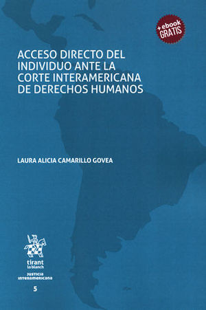 ACCESO DIRECTO DEL INDIVIDUO ANTE LA CORTE INTERAMERICANA DE DERECHOS HUMANOS + EBOOK GRATIS