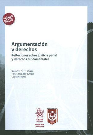 ARGUMENTACIÓN Y DERECHOS. +EBOOK GRATIS