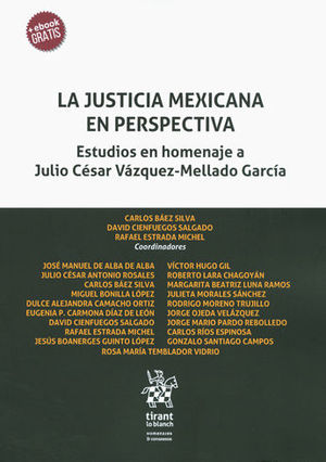 JUSTICIA MEXICANA EN PERSPECTIVA, LA