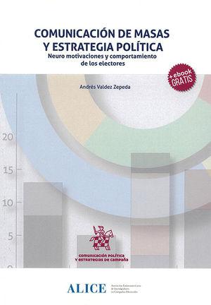 COMUNICACIÓN DE MASAS Y ESTRATEGIA POLÍTICA