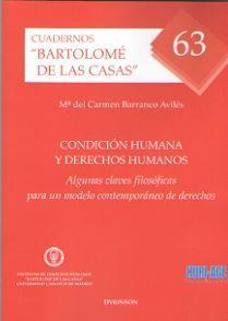 CONDICIÓN HUMANA Y DERECHOS HUMANOS