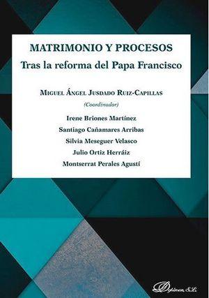 MATRIMONIO Y PROCESOS