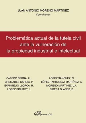 PROBLEMÁTICA ACTUAL DE LA TUTELA CIVIL ANTE LA VULNERACIÓN DE LA PROPIEDAD INDUSTRIAL E INTELECTUAL