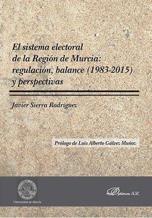SISTEMA ELECTORAL DE LA REGIÓN DE MURCIA: REGULACIÓN, BALANCE, EL