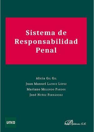 SISTEMA DE RESPONSABILIDAD PENAL