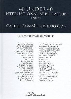 40 UNDER 40 INTERNATIONAL ARBITRATION (2018)