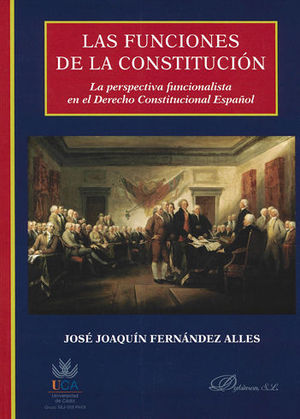 FUNCIONES DE LA CONSTITUCIÓN, LAS