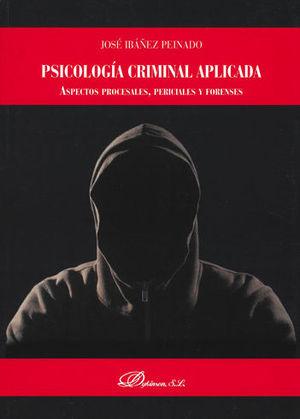 PSICOLOGÍA CRIMINAL APLICADA