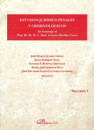 ESTUDIOS JURIDICOS PENALES Y CRIMINOLOGICOS (2 VOLS)