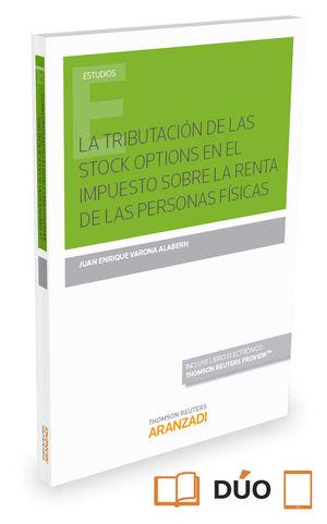TRIBUTACION DE LAS STOCK OPTIONS EN EL IRPF