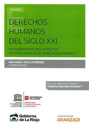 DERECHOS HUMANOS DEL SIGLO XXI (PAPEL + E-BOOK)