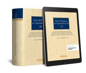 GUÍA DEL EXPERTO EN SEGURIDAD SOCIAL (II) (PAPEL + E-BOOK)