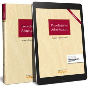 PROCEDIMIENTO ADMINISTRATIVO (PAPEL + E-BOOK)