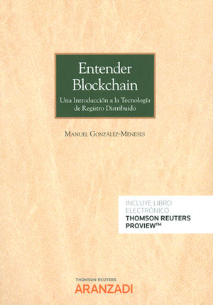 ENTENDER BLOCKCHAIN   (PAPEL + E-BOOK)