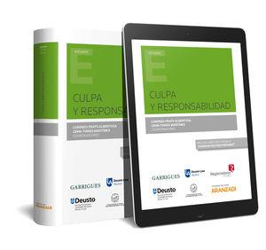 CULPA Y RESPONSABILIDAD (PAPEL + E-BOOK)