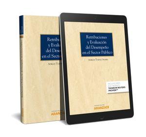 RETRIBUCIONES Y EVALUACIÓN DEL DESEMPEÑO EN EL SECTOR PÚBLICO (PAPEL + E-BOOK)
