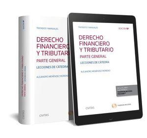 DERECHO FINANCIERO Y TRIBUTARIO. LECCIONES DE CÁTEDRA (PAPEL + E-BOOK)