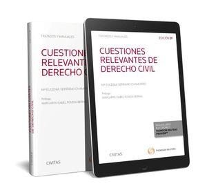 CUESTIONES RELEVANTES DE DERECHO CIVIL (PAPEL + E-BOOK)