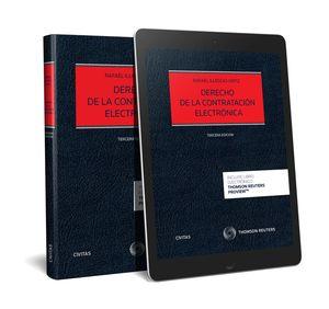 DERECHO DE LA CONTRATACIÓN ELECTRÓNICA (PAPEL + E-BOOK)
