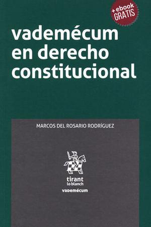 VADEMÉCUM EN DERECHO CONSTITUCIONAL
