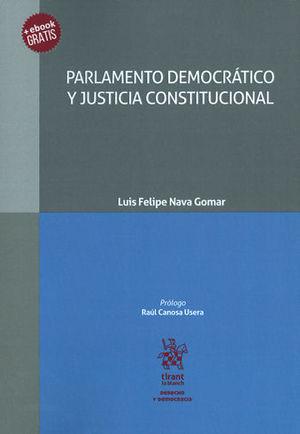 PARLAMENTO DEMOCRÁTICO Y JUSTICIA CONSTITUCIONAL