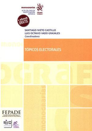 TÓPICOS ELECTORALES
