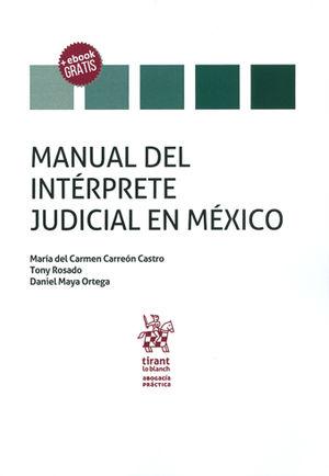 MANUAL DEL INTÉRPRETE JUDICIAL EN MÉXICO