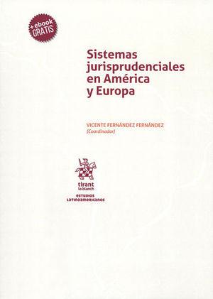 SISTEMAS JURISPRUDENCIALES EN AMÉRICA Y EUROPA