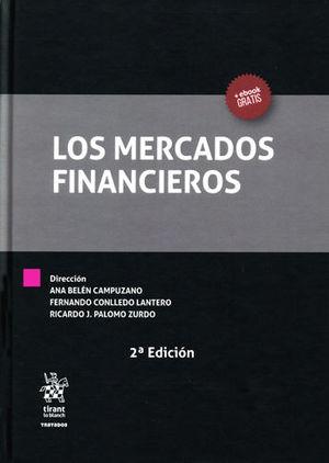 MERCADOS FINANCIEROS, LOS. SEGUNDA EDICIÓN 2017