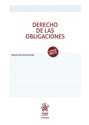 DERECHO DE LAS OBLIGACIONES + EBOOK GRATIS