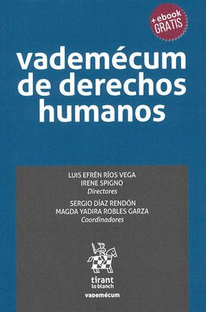 VADEMÉCUM DE DERECHOS HUMANOS