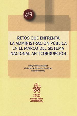 RETOS QUE ENFRENTA LA ADMINISTRACIÓN PÚBLICA EN EL MARCO DEL SISTEMA NACIONAL ANTICORRUPCIÓN