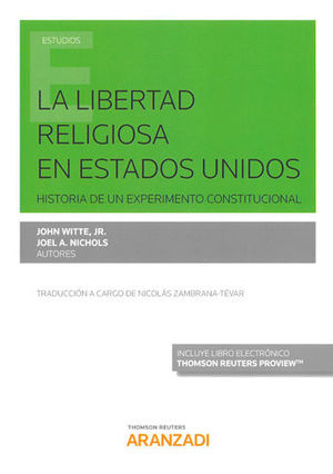 LIBERTAD RELIGIOSA EN ESTADOS UNIDOS, LA