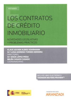 CONTRATOS DE CRÉDITO INMOBILIARIO, LOS (DÚO)
